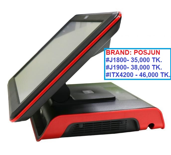 15 inch all in one PC POS terminal