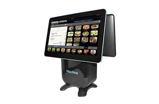 A1 Windows All In One Desktop POS Terminal pos