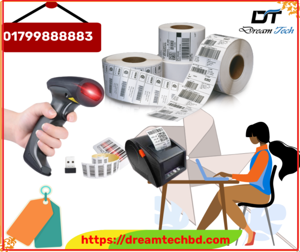 Barcode Printer Package